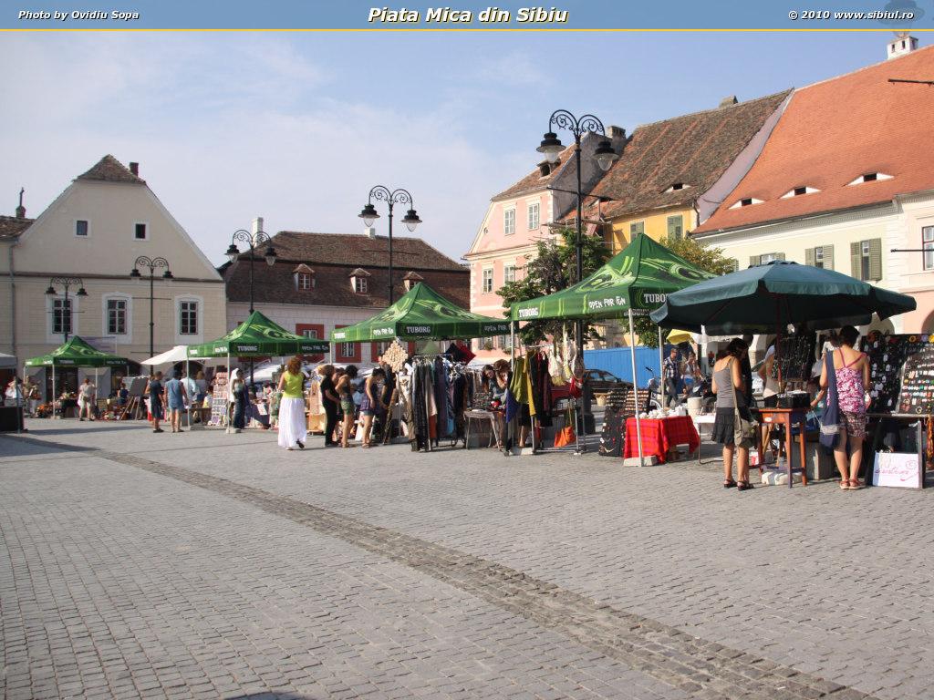Piata Mica din Sibiu