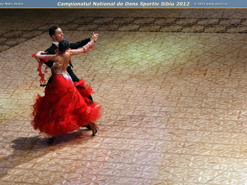 Campionatul National de Dans Sportiv Sibiu 2012