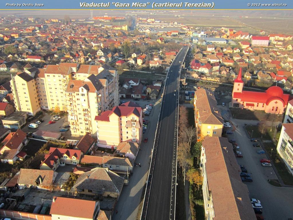 "Viaductul ""Gara Mica"" (cartierul Terezian)"
