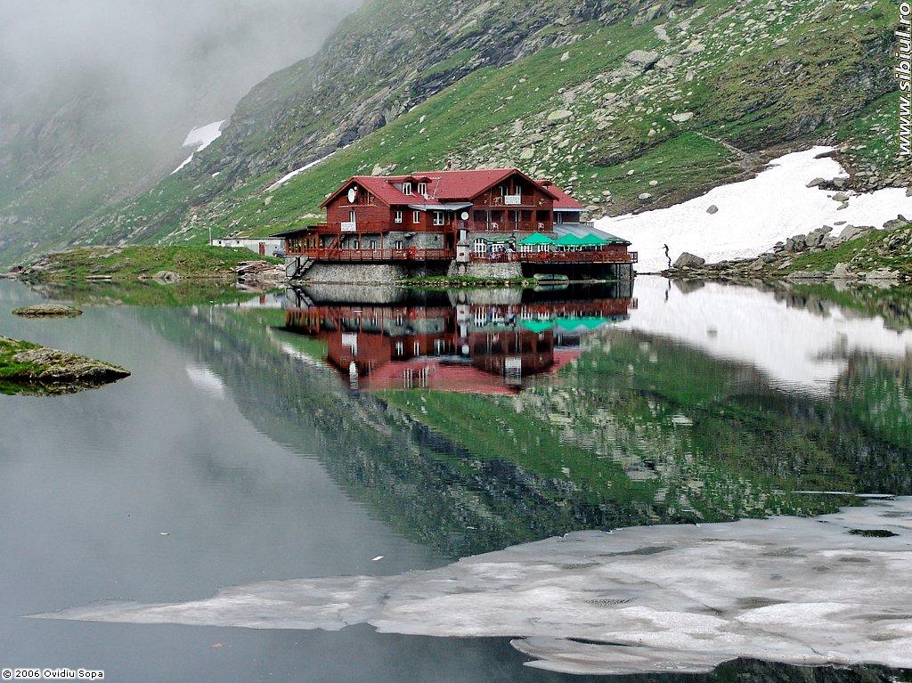 Cabana Bilea Lac