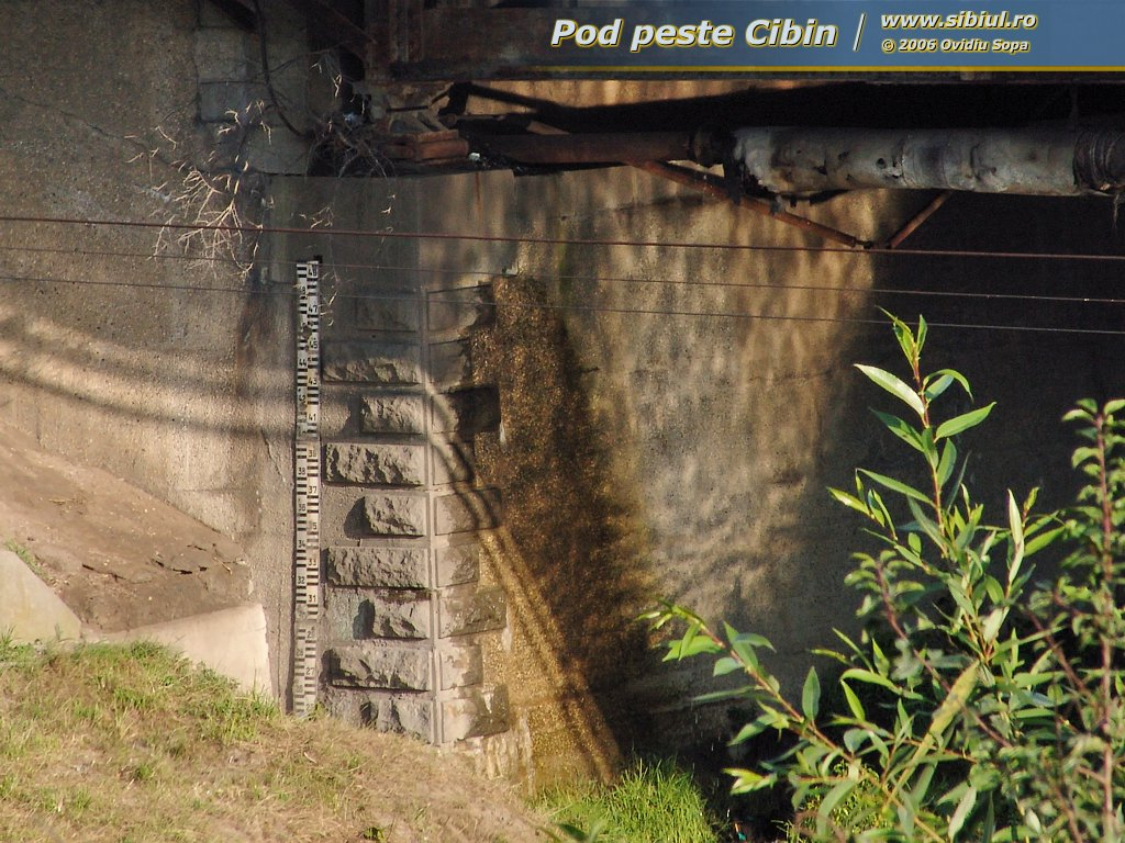 Picior de Pod peste Cibin