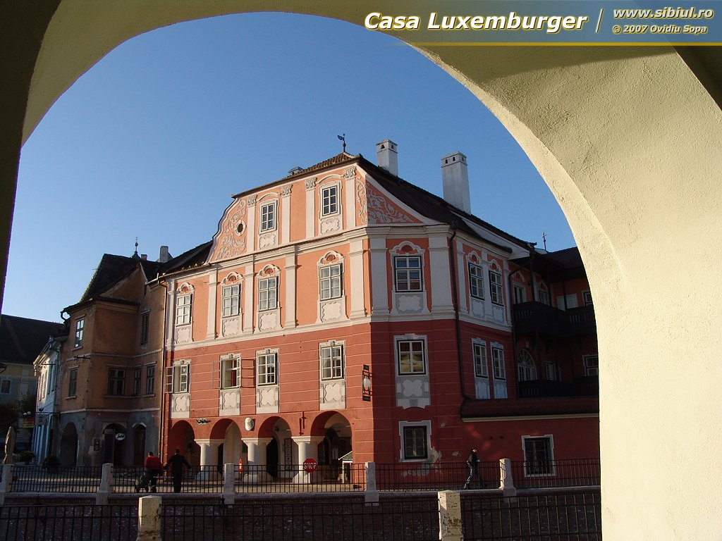Casa Luxembourger