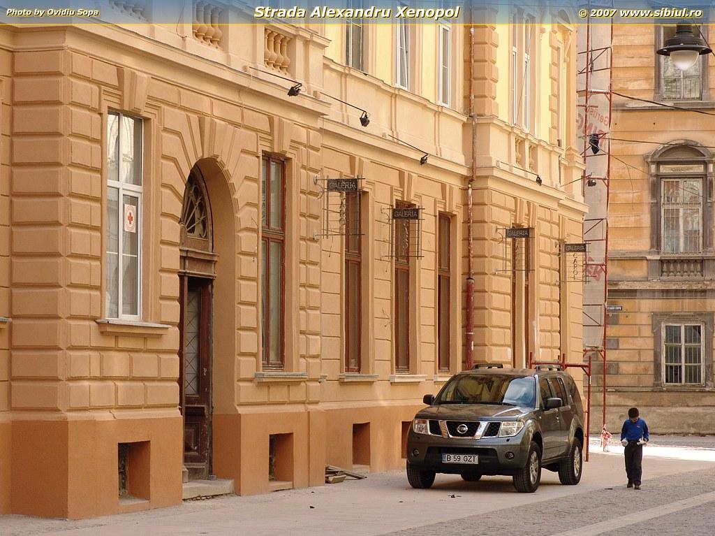 Strada Alexandru Xenopol