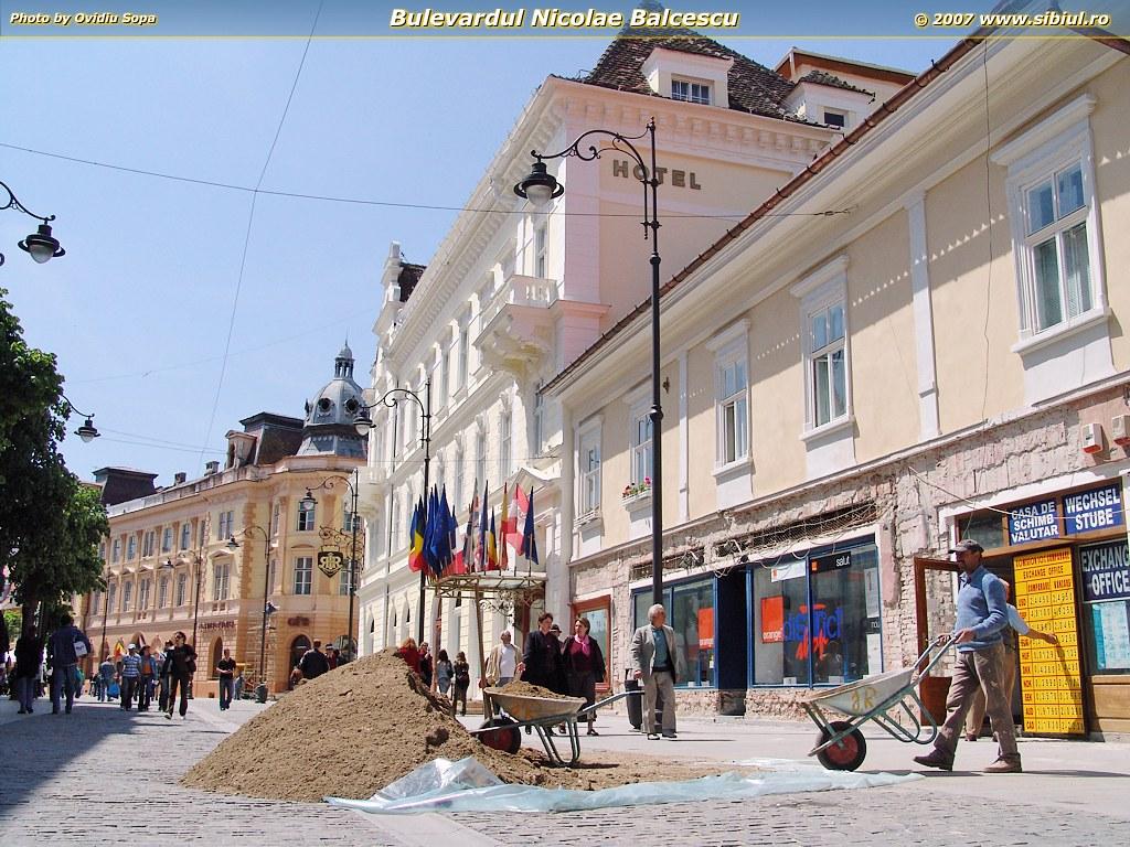 Bulevardul Nicolae Balcescu