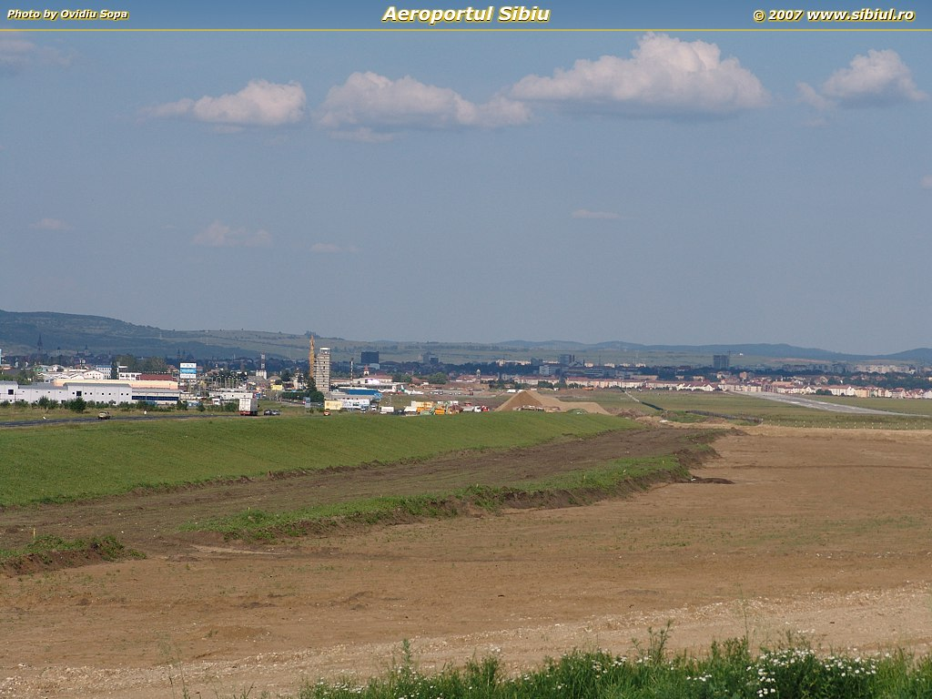 Aeroportul Sibiu