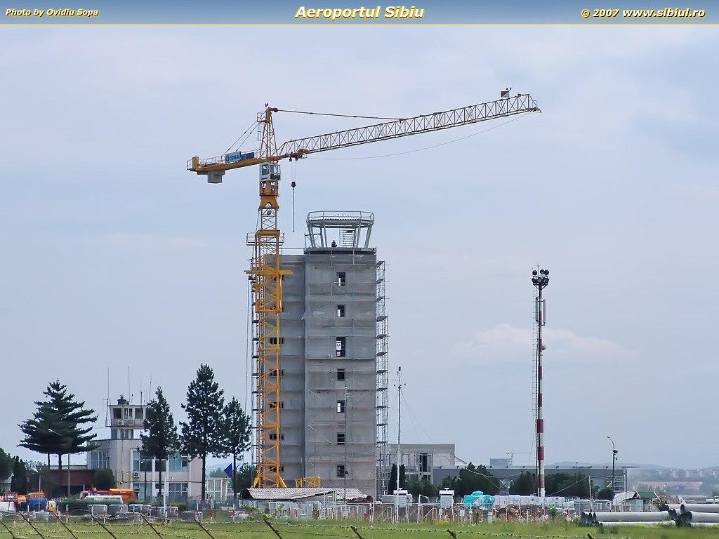 Turnul Aeroportului Sibiu