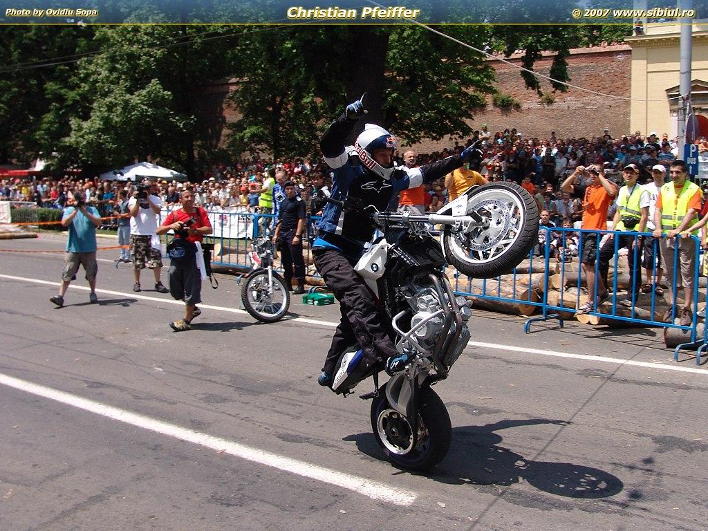 Christian Pfeiffer - Red Bull Romaniacs 2007