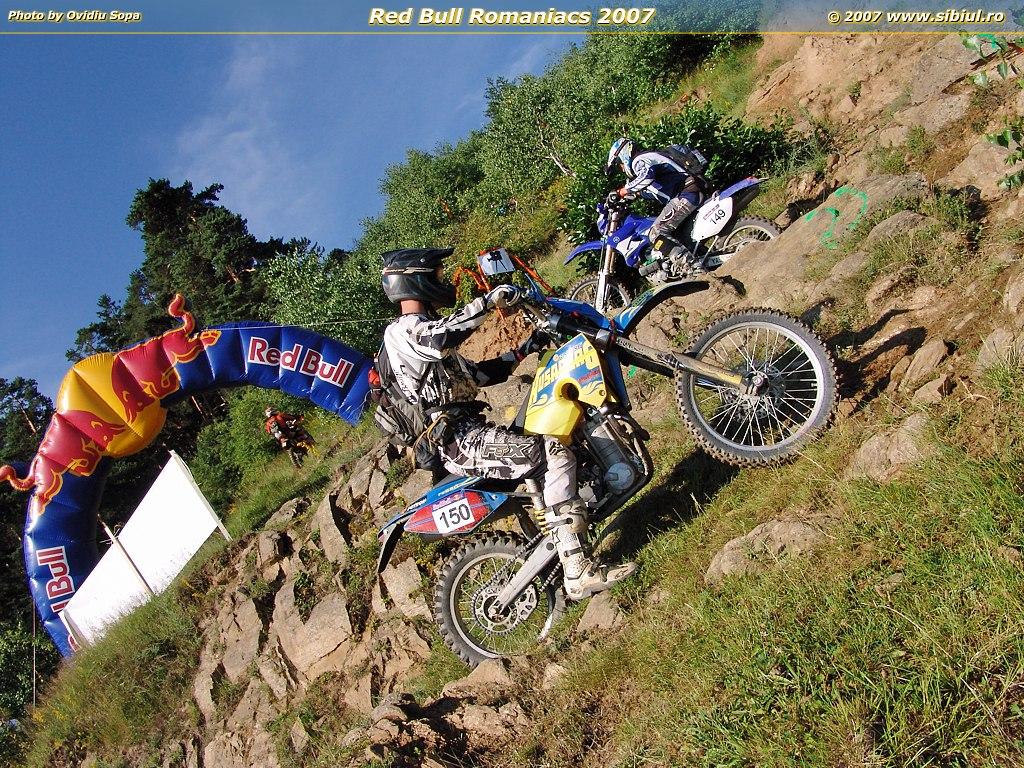 Red Bull Romaniacs 2007