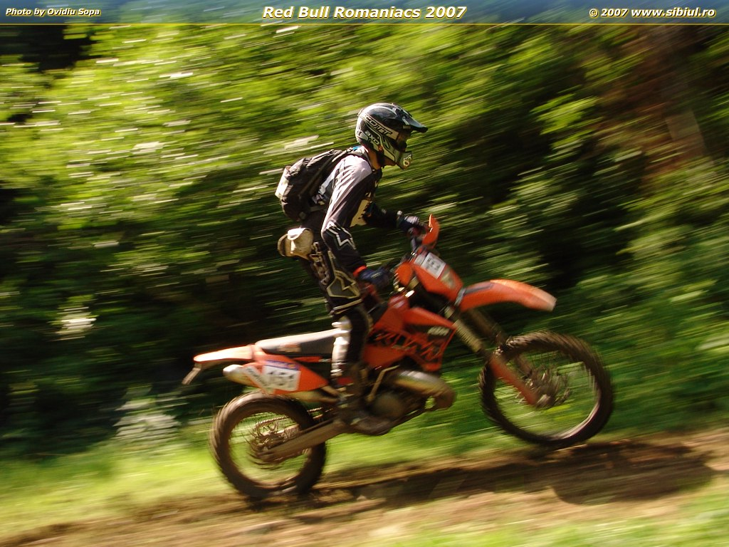 Red Bull Romaniacs 2007