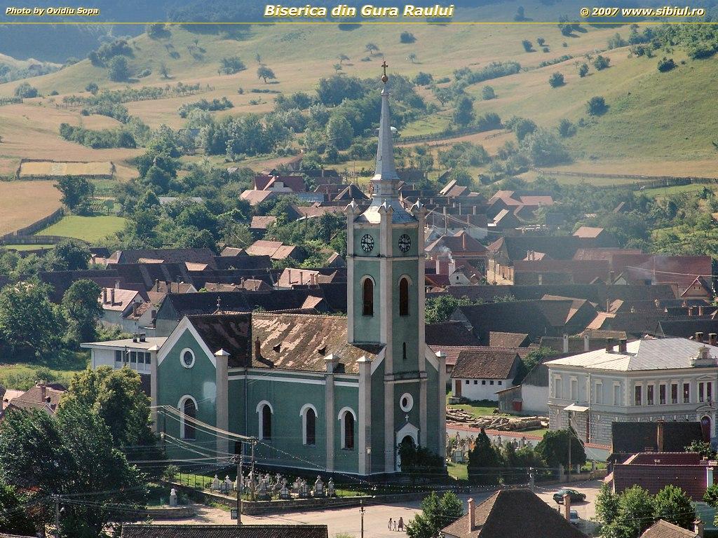 Biserica din Gura Raului