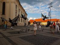 Poza Zilei Sibiu - Piata Mare