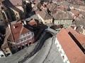 Piata Mica din Sibiu (Aerial Photography)