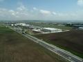 Zona Industriala Vest (fotografie aeriana)