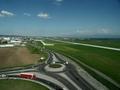 Aeroportul Sibiu (fotografie aeriana)