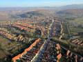 Fotografie aeriana in Apoldu de Sus
