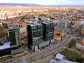 Centrul de Afaceri Sibiu / Fotografie Aeriana