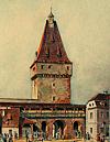 Turnul Portii Cisnadiei