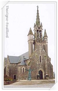 Thorigne - Fouillard, Franta