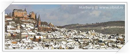 Marburg, Oras infratit cu Sibiu