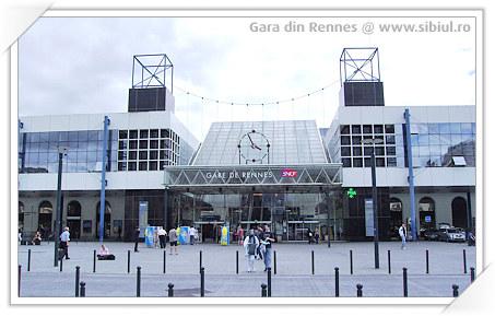 Gara din Rennes