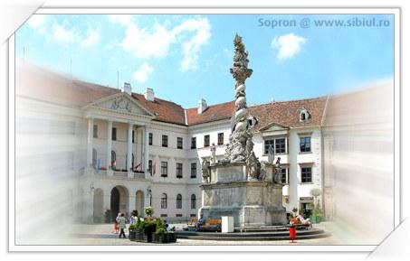 Sopron, Ungaria