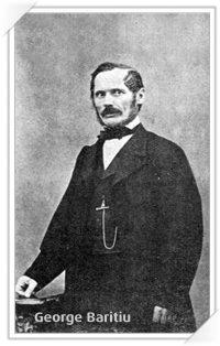 George Baritiu / Personalitati Sibiene