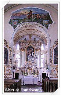 Biserica Franciscana din Sibiu, Strada Selarilor