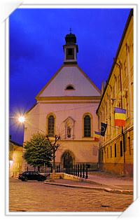 Sibiu: Biserica Ursulinelor