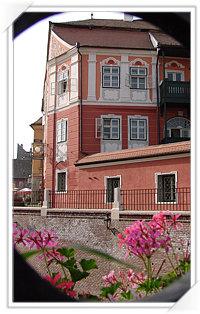 Sibiu:  Casa Luxemburg