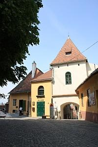 Turnul Scarilor din Sibiu