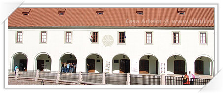 "Casa Artelor - Muzeul de Etnografie Saseasca ""Emil Sigerus"""