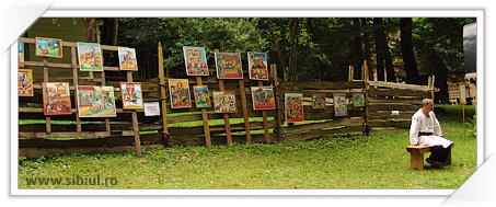 Targul Creatorilor Populari din Romania - Sibiu 2006