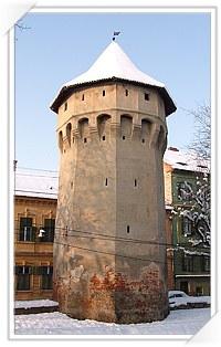Sibiu: Turnul Archepuzierilor, Parcul Cetatii