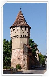 Turnul Dulgherilor, Strada Cetatii