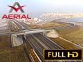 Autostrada A1 / AERIAL / Lotul 4 - Viaduct Sacel