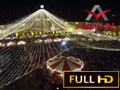 Targul de Craciun Sibiu 2013 / Aerial video by Ovidiu Sopa