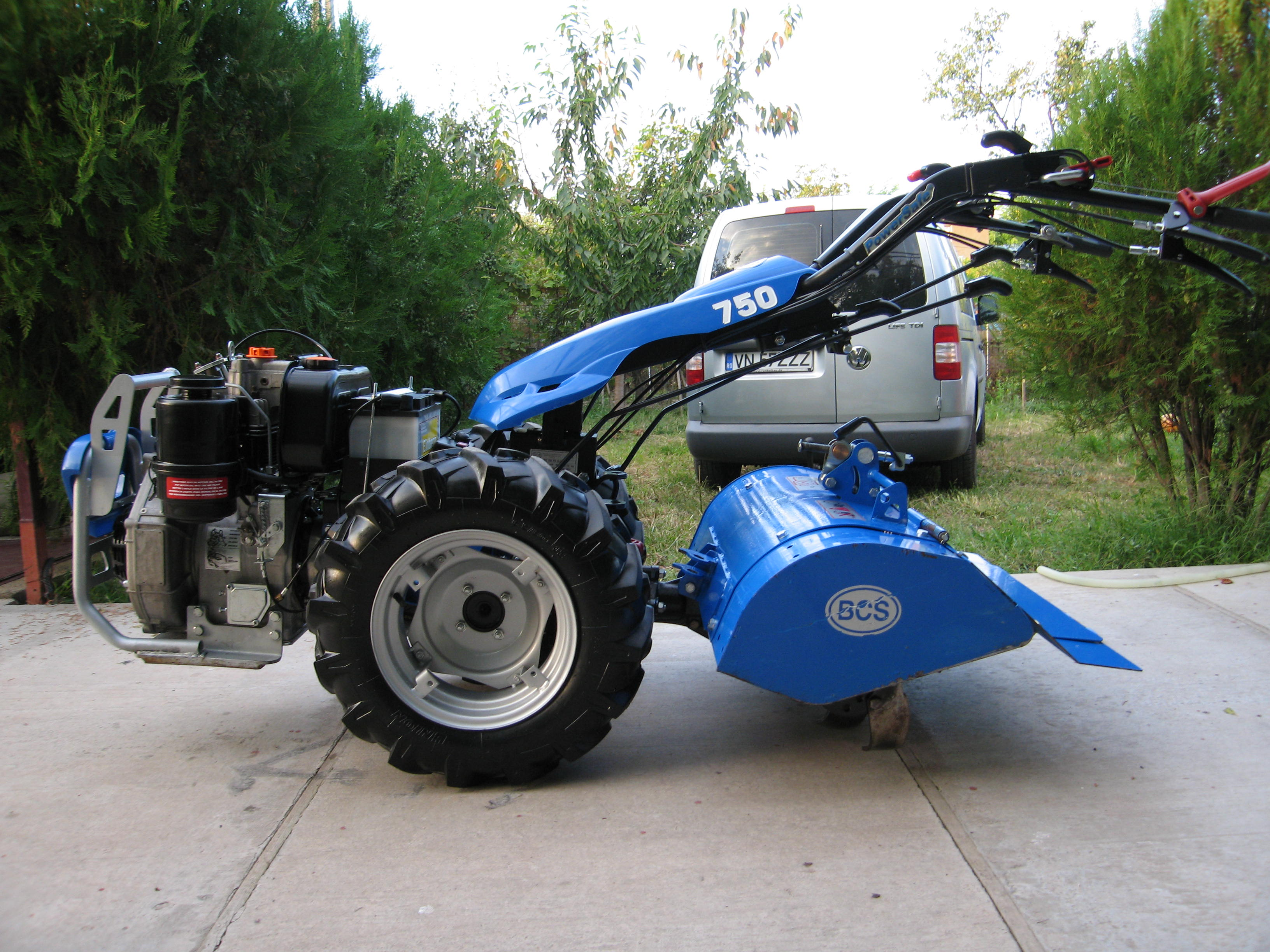 Used BCS Equipment - Dailey s Farm and BCS Shop
