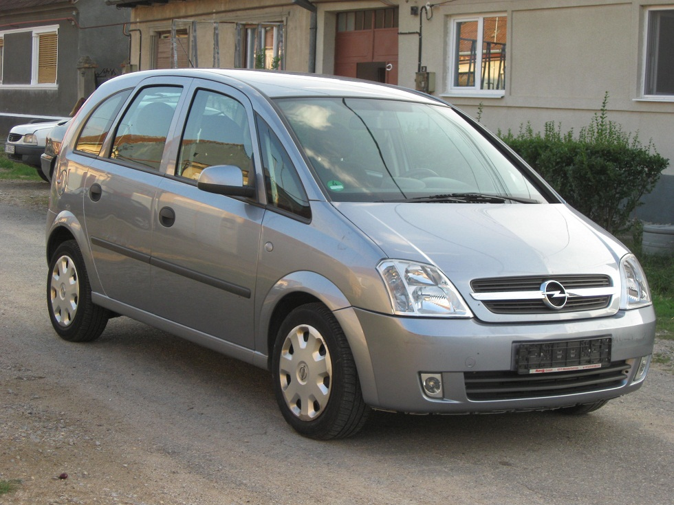 2004 opel meriva 1 4 related infomation specifications weili automotive network. Black Bedroom Furniture Sets. Home Design Ideas