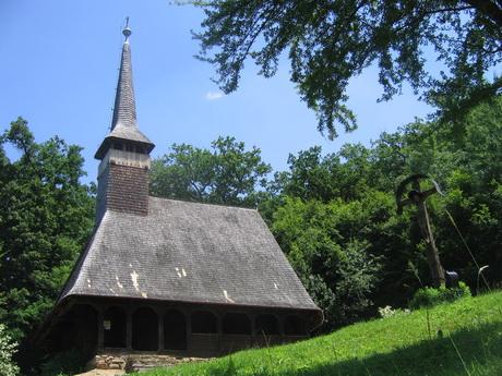 Biserica din Bezded - Muzeul Astra