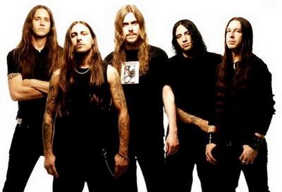 Artmania festival Sibiu 2009 - Trupa Opeth