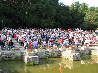 Festivalul National al Traditiilor Populare Dumbrava Sibiu 2009