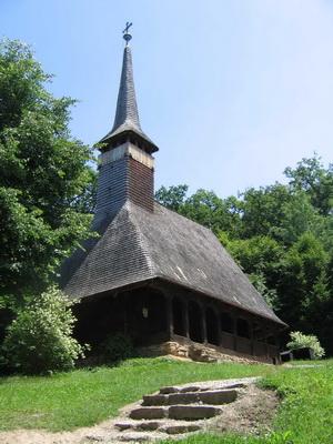 Biserica din Bezded-Muzeul Satului