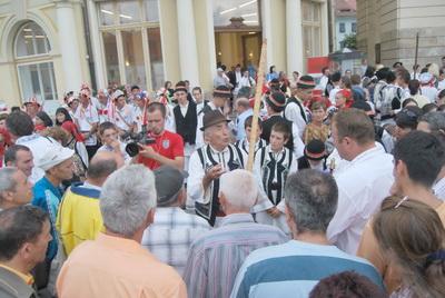 Expozitia traditia unui festival Sibiu 2009