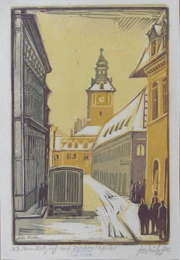 Expozitia orase transilvane cabinetul de stampe palatul brukenthal