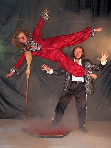 Festivalul Magic Show Iluzionism show cu Gozefini