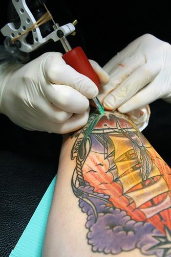 Transilvania Tatto Expo 2009