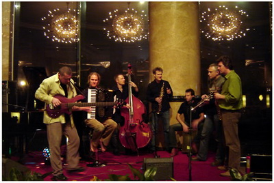 Sibiu jazz festival concerte teatrul gong