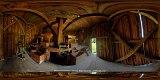 Interiorul Morii de vant caciulata